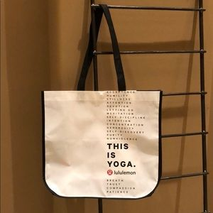 lululemon athletica Bags - Lululemon Reusable Bag